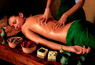 Ayurvedic Chakra Massage