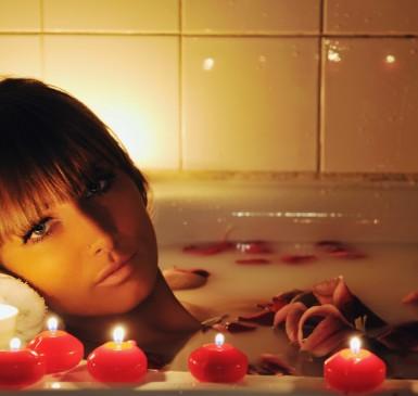 Spa Bath Treatments