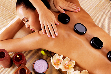 Hot Stone Relaxation Massage