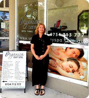 Day Spa and Beauty treatments Noosa on the Sunshine Coast