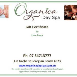 Gift Card Organica